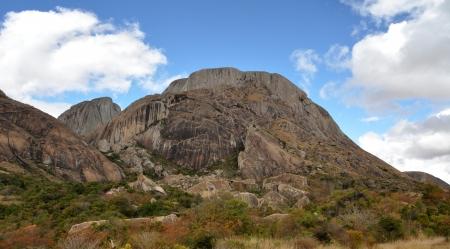 Madagascar landscape Stock Photo - 21847887