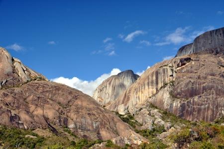 Madagascar landscape Stock Photo - 21887375
