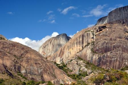 Madagascar landscape Stock Photo - 21887380