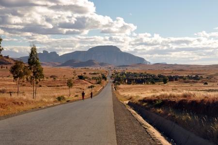 Madagascar landscape Stock Photo - 21887382