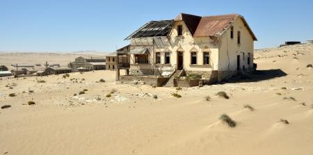 kolmanskop: Kolmanskop Stock Photo