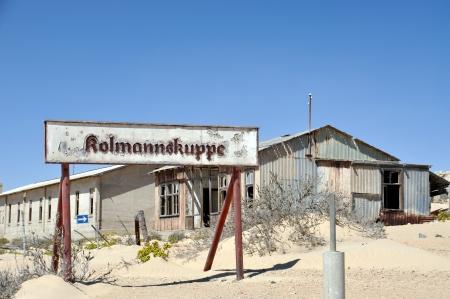 kolmanskop: Kolmanskop Editorial