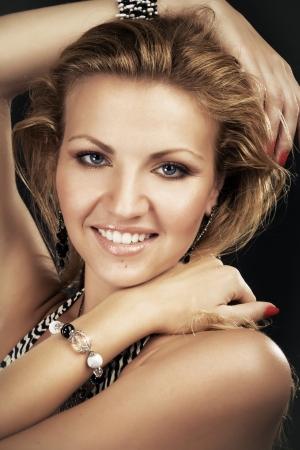 Portrait of a gorgeous woman photo