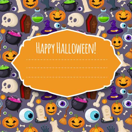 Halloween collecties voor uw ontwerp