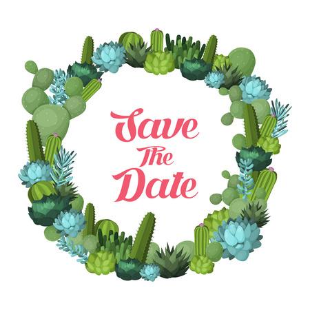 休日のベクトル図です。イラスト、グリーティング カード、結婚式の招待のためのカラフルなデザイン要素です。