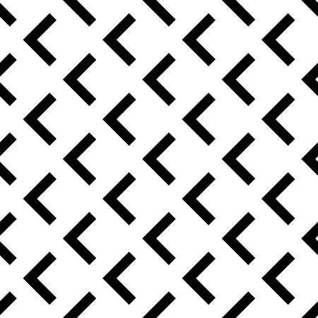 Abstract seamless geometric pattern with arrows stripes