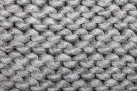 Knitted Wool Pattern