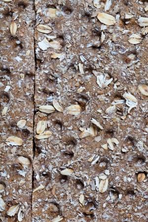 oatmeal: Oatmeal Crackers Stock Photo