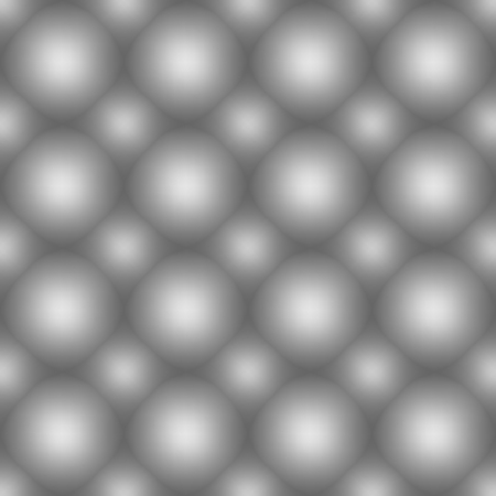 Seamless gray texture 3d effect abstract background.