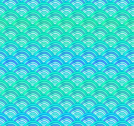 Colorful pattern with abstract fishscales. Can be used for desktop wallpaper or poster,for pattern fills, surface textures, web page backgrounds, textile and more