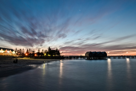 busselton: Busselton Jetty Stock Photo