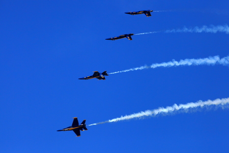 robins: Blue Angel Airshow at Robins AFB