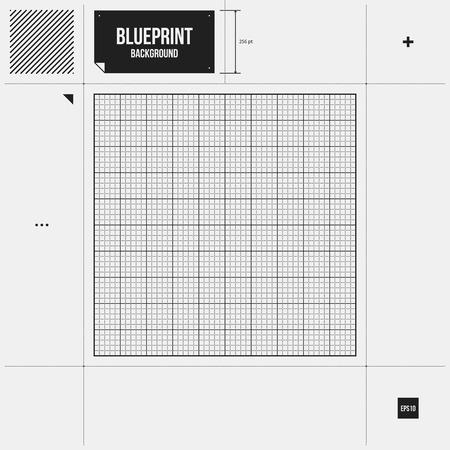 grid: draft grid background.