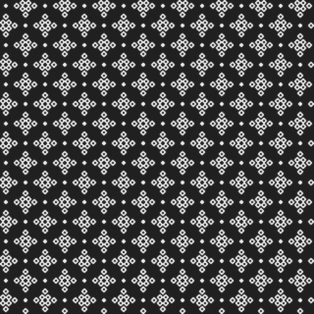 stern: Strict pixelated seamless pattern in corporate style. Useful for web backgrounds, textile or interior design. Illustration