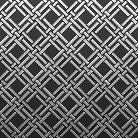 platinum: Silverplatinum metallic background with geometric pattern. Elegant luxury style. Illustration