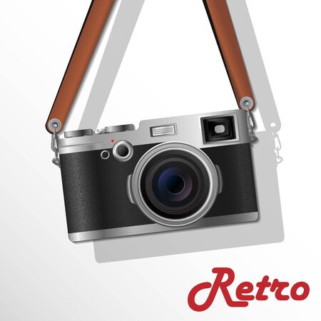 Retro Reflex Camera