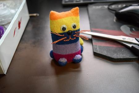 Игрушка - кошка