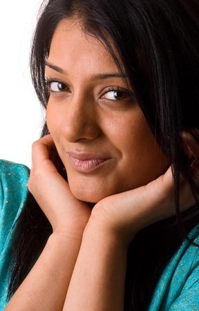 indian woman photo