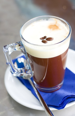 irish coffee Stock Photo - 9773991