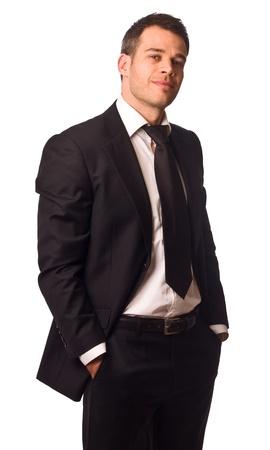 비즈니스 사람 (남자)