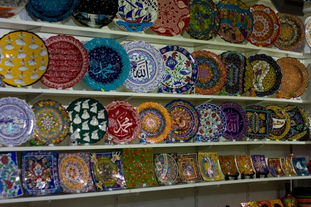 Turkish craft shop  photo