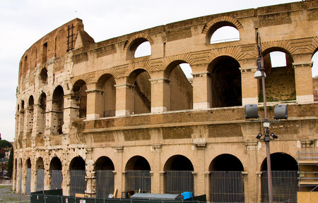 The colosseum, Rome, Italy  photo