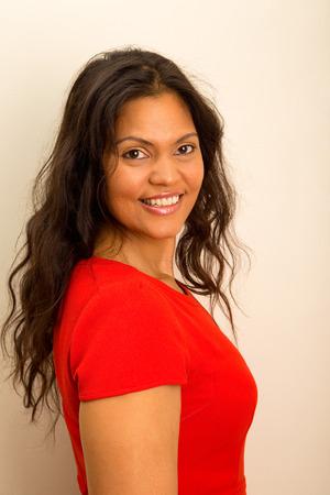 fille sexy: Portrait d'une belle latina.