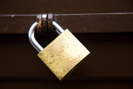 locked padlock photo