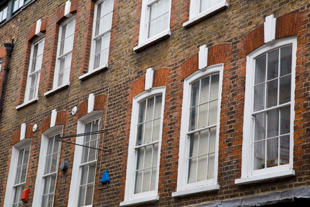 traditional English sash windows