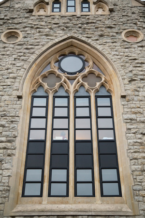 church window: church window