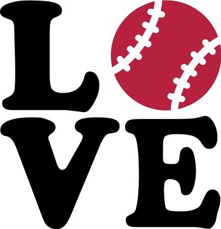 baseball: Baseball Love