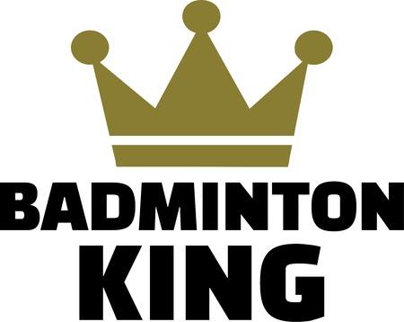 Badminton King