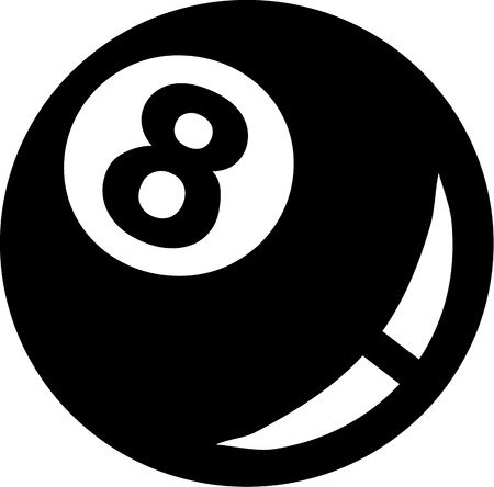 snooker tables: Eight Bal Pool
