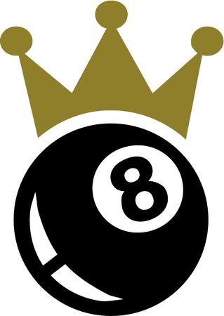 bola ocho: Ocho Ball Pool Corona