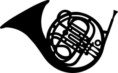 horns: French Horn