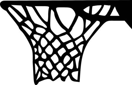 basketball net: Baloncesto neto