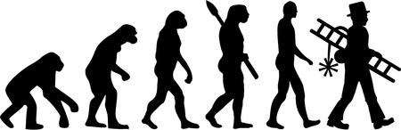darwin: Chimney Sweeper Evolution