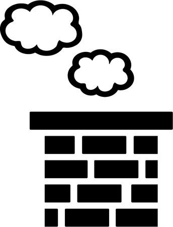 spazzatrice: Chimney illustrazione