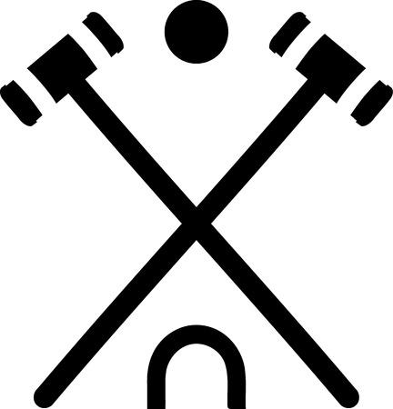 Croquet Apparatuur