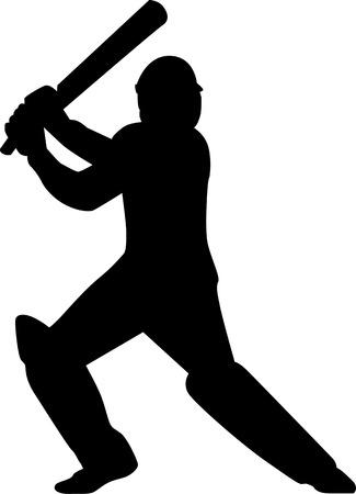 cricketer: Cricket Player Batsman