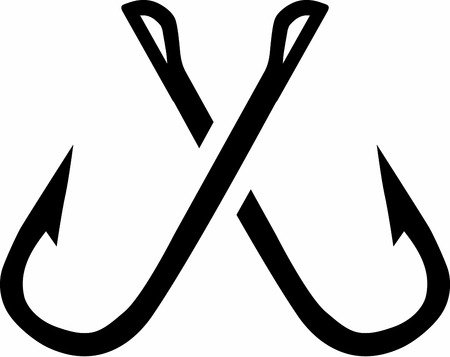fishing hook: Fishing Hook Icon