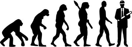 evolucion: Ingeniero Evolución Vectores