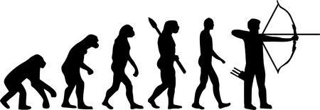 boogschieten Evolution
