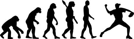ancestors: Baseball Evolution Pitcher