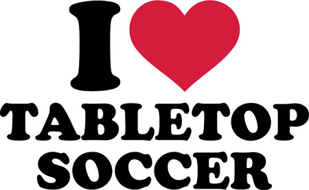 tabletop: I Love Tabletop Soccer