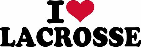 crosse: I love Lacrosse