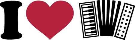 accordion: I love Accordion