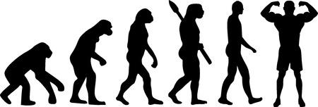 body building: Evolution Body Building