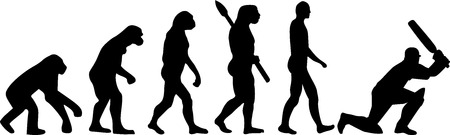 ancestors: Cricket Evolution Illustration