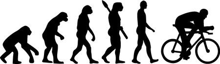 razas de personas: Bike Ciclismo Evoluci�n